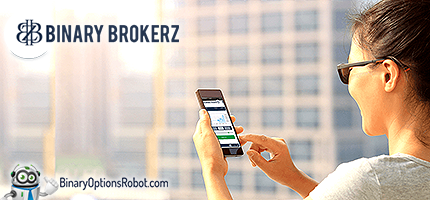 How to Open Account With BinaryBrokerZ on Binary Options Robot