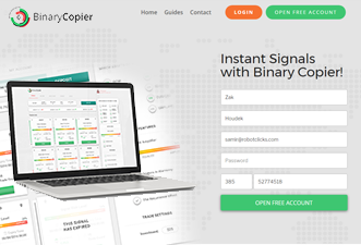 Binary options signals providers review
