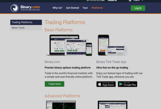 Binary trading brokers canada