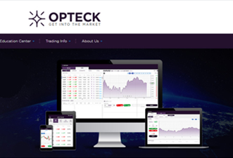 Opteck binary trading review