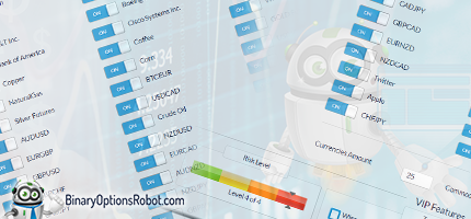 How To Set Preferences On Binary Options Robot Dashboard?