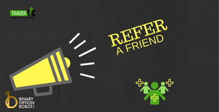 TraderVC Refer A Friend Bonus Promotion