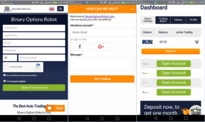 binary bot android login ke akun demo forex saya