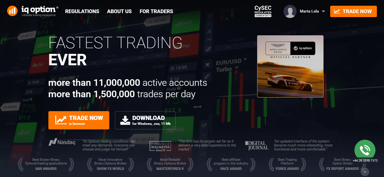 Free software for binary options