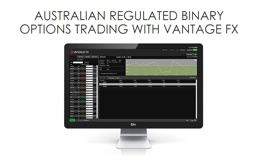 binary options australia regulated monopoly
